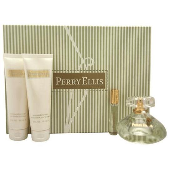 (W) ESTUCHE - Perry Ellis 100 ml EDP Spray