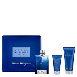 (M) ESTUCHE - Acqua Essenziale Blue 100 ml EDT Spray
