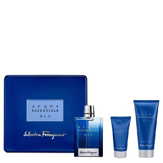 (M) ESTUCHE - Acqua Essenziale Blue 100 ml EDT Spray