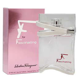 (W) F For Fascinating 90 ml EDT Spray