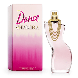 (W) Shakira Dance 80 ml EDT Spray