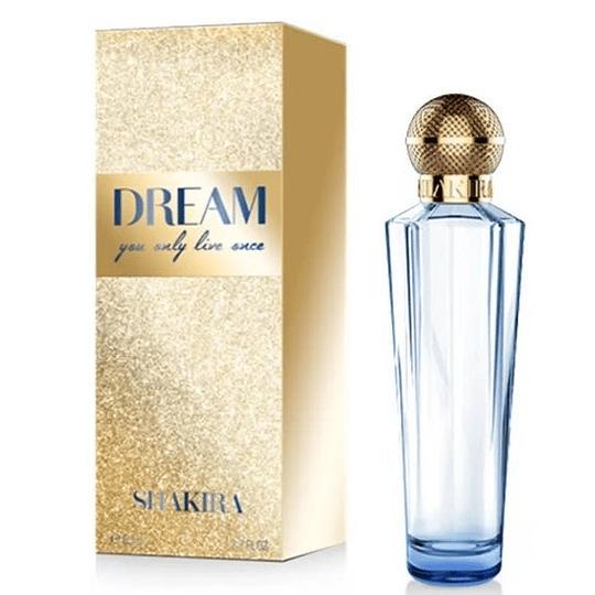 (W) Shakira Dream 100 ml EDT Spray