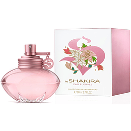 (W) Shakira S Eau Florale 80 ml EDT Spray