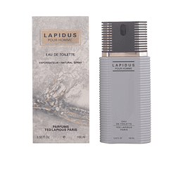 (M) Lapidus Pour Homme 100 ml EDT Spray