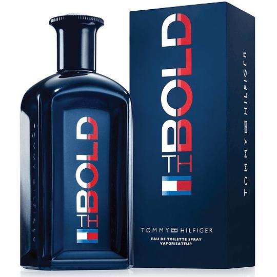 TH Bold para hombre / 100 ml Eau De Toilette Spray