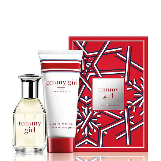 Tommy Girl para mujer / SET - 30 ml Eau De Toilette Spray