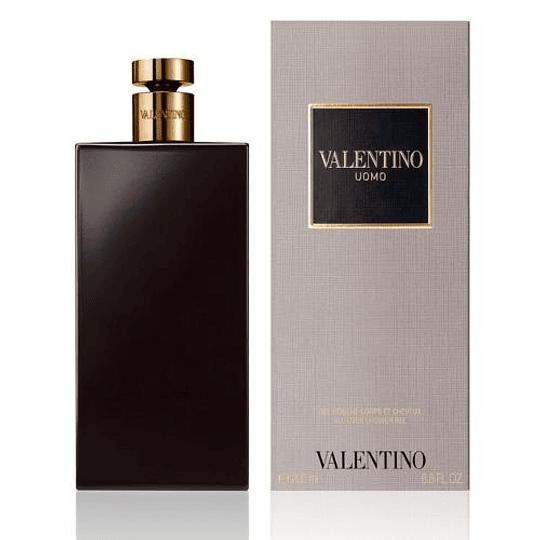 Valentino Uomo para hombre / 200 ml Shower Gel