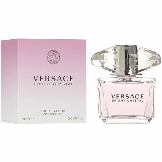 (W) Versace Bright Crystal 90 ml EDT Spray