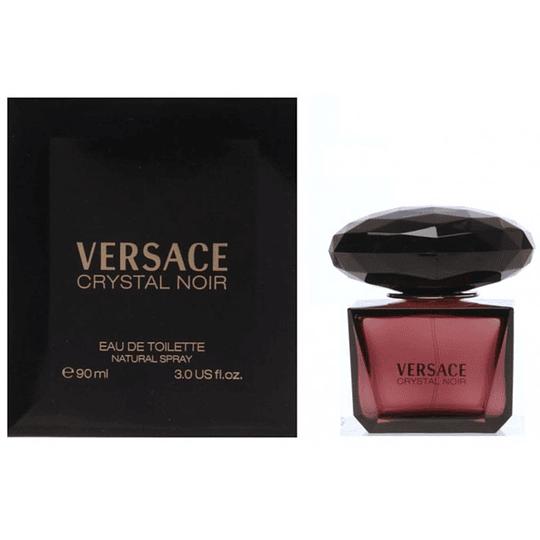 (W) Versace Crystal Noir 90 ml EDT Spray