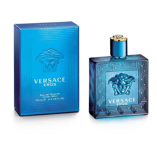 (M) Versace Eros 100 ml EDT Spray