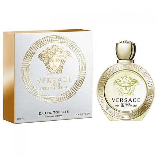(W) Versace Eros 100 ml EDT Spray