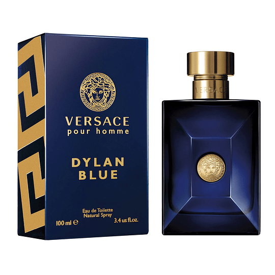 (M) Versace Pour Homme Dylan Blue 100 ml EDT Spray