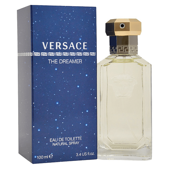 (M) Versace The Dreamer 100 ml EDT Spray
