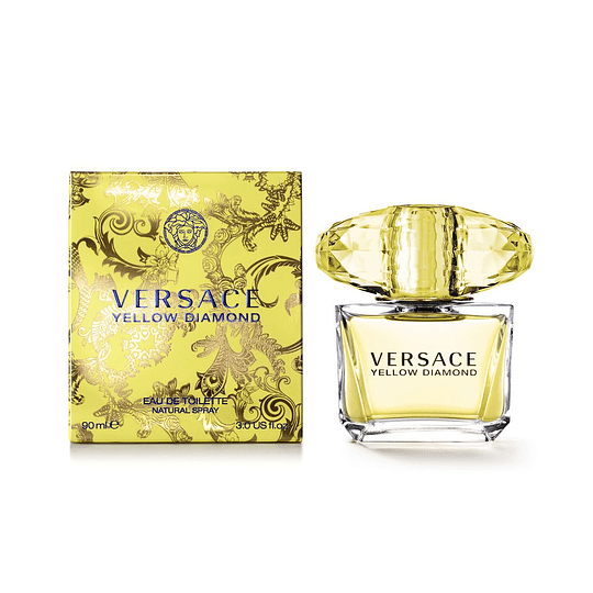(W) Versace Yellow Diamond 90 ml EDT Spray