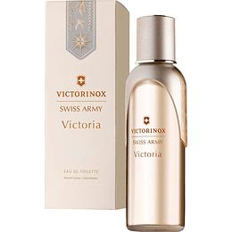 (W) Swiss Army Victoria 100 ml EDT Spray