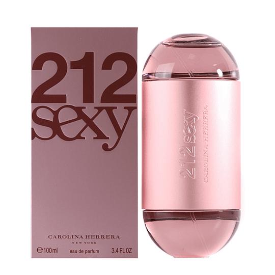 212 Sexy para mujer / 100 ml Eau De Parfum Spray