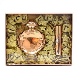 (W) ESTUCHE - Olympea 80 ml EDP Spray