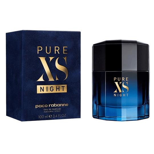 Pure XS Night para hombre / 100 ml Eau De Parfum Spray