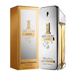 (M) 1 Million Lucky 200 ml EDT Spray