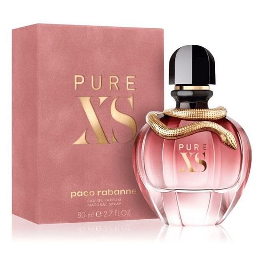 Pure XS para mujer / 80 ml Eau De Parfum Spray