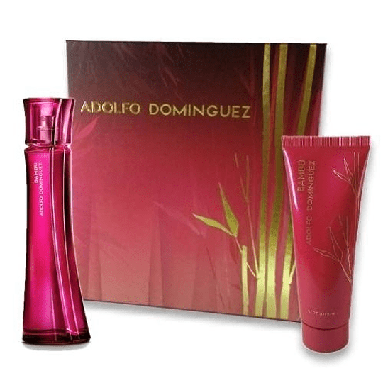 Bambú para mujer / SET - 100 ml Eau De Toilette Spray