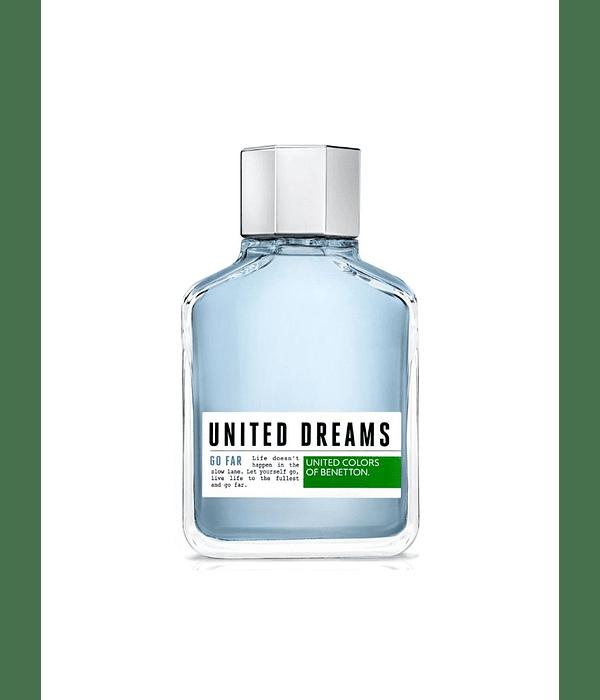 Benetton United Dreams Men Go Far EDT 200ml
