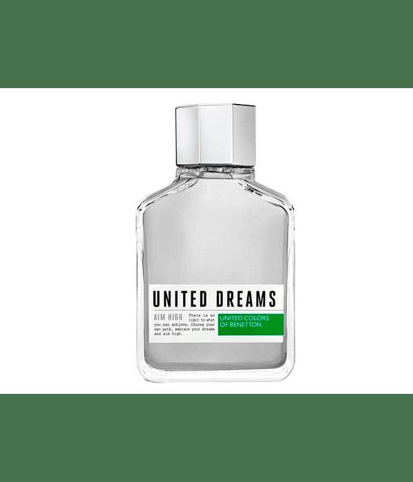 Benetton United Dreams Men Aim High EDT 200ml