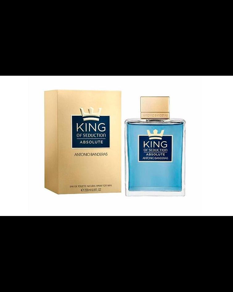 Antonio Banderas King of Seduction Absolute EDT 200ml
