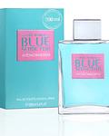 Antonio Banderas Blue Seduction W EDT 200ml