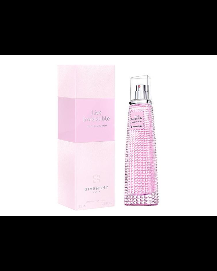 Givenchy Live Irrésistible Blossom Crush EDT 75ml