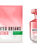 Benetton United Dreams Together Her EDT 80ml