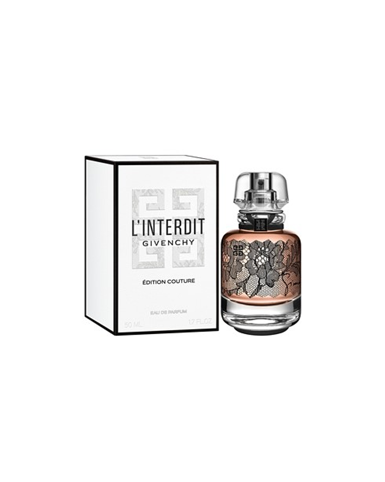 Givenchy L'Interdit Edition Couture EDP 50ml
