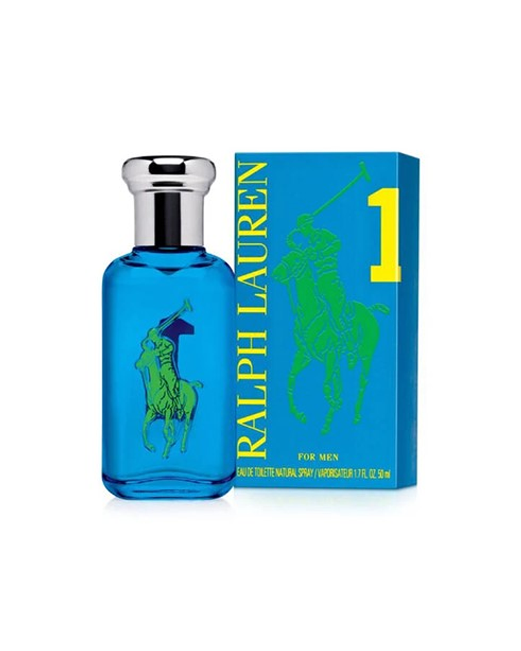 Ralph Lauren Big Pony Blue Man EDT 50 ml