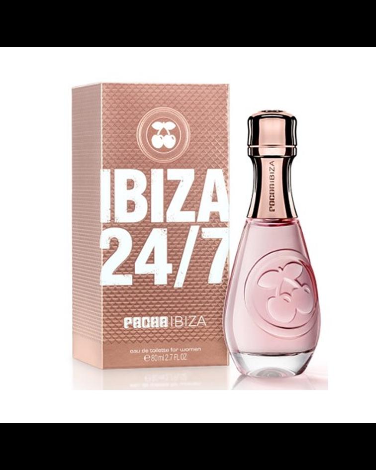 Pacha Ibiza 24/7 Women EDT 80ml