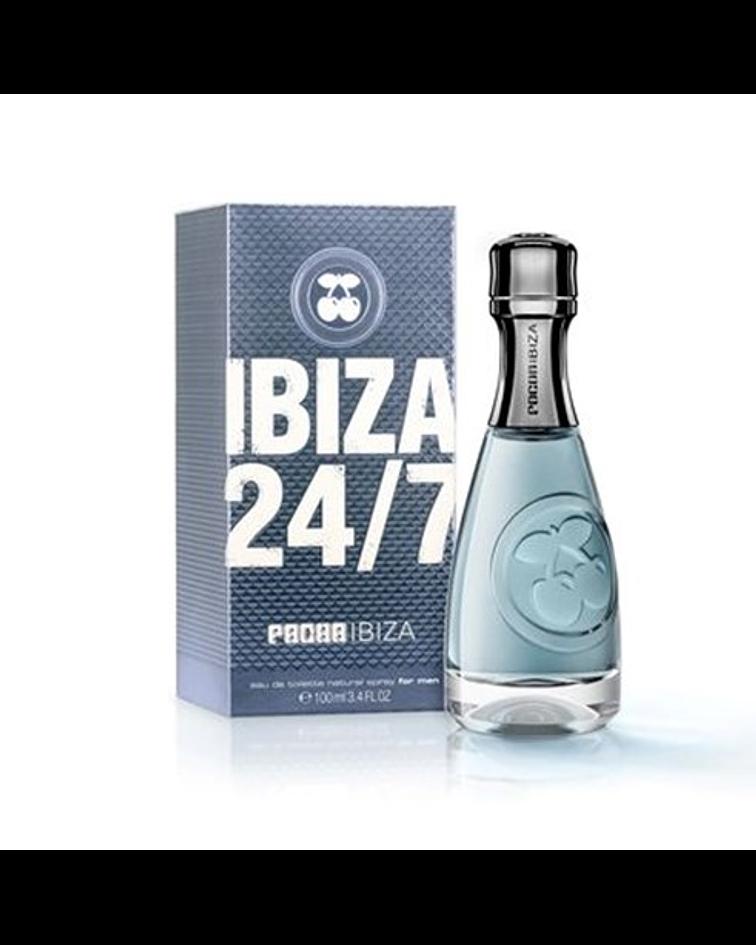 Pacha Ibiza 24/7 Men EDT 100ml