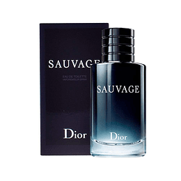 Sauvage Dior Edt 100ml Hombre