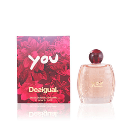 Desigual You 100Ml Edt Mujer