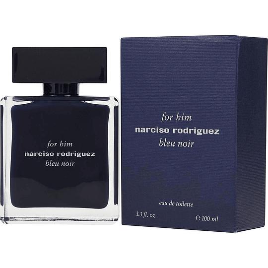 Narciso Rodriguez Bleu Noir Edt 100ml Hombre