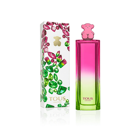 Tous Gems Power Edt 90Ml Mujer