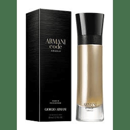 Armani Code Absolu EDP Hombre 110 ml