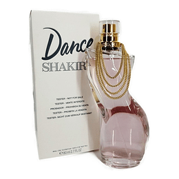 Dance by Shakira Edt Tester 80ml Mujer