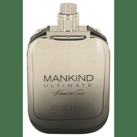 Kennteh Cole Mankind Ultimate Edt Tester 100ml (Sin tapa)