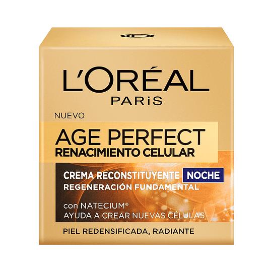 Crema Noche Anti-Arrugas Age Perfect Renacimiento Celular