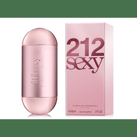 212 SEXY 60ML EDP MUJER CAROLINA HERRERA