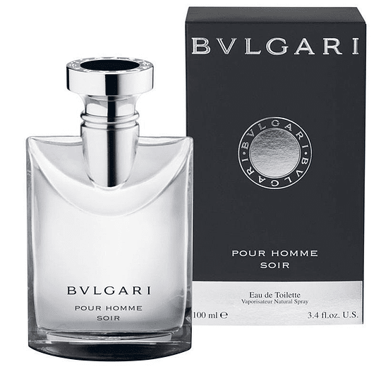 Bvulgari Pour Homme Soir 100ML EDT Hombre BVLGARI