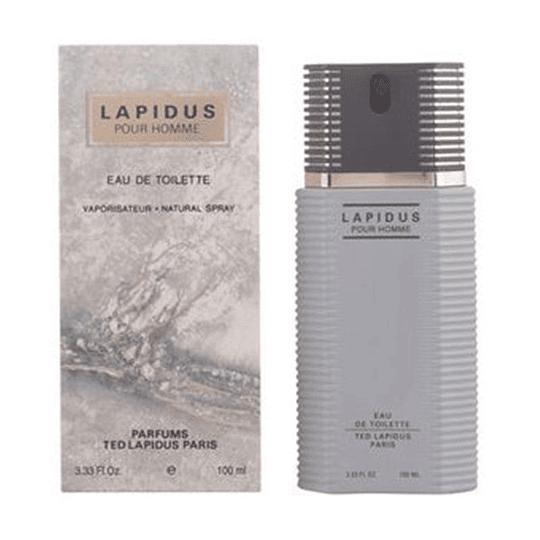 Lapidus Pour Homme 100ML EDT Hombre Ted Lapidus