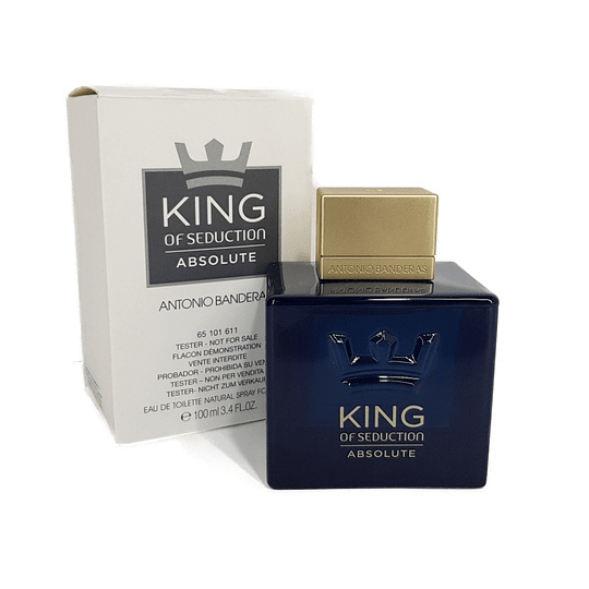 King Of Seduction Absolute 100 ml Tester Hombre
