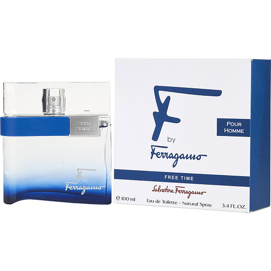 F By Freetime  EDT Hombre 100ml