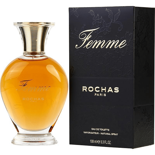 Femme Rochas 100ML EDT Mujer Rochas