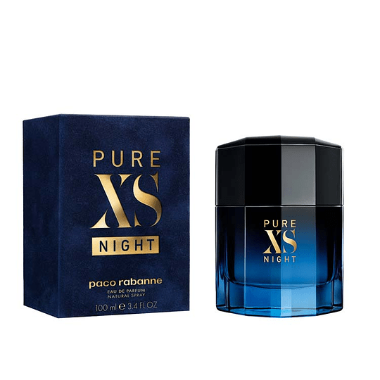 Pure XS Night Edp 100Ml Hombre